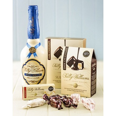 Sally Williams Nougat and Cream Liqueur Gift