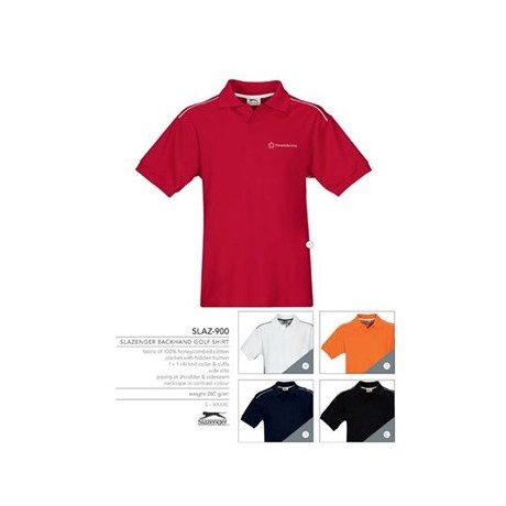 Slazenger Backhand Men's Golf Shirt