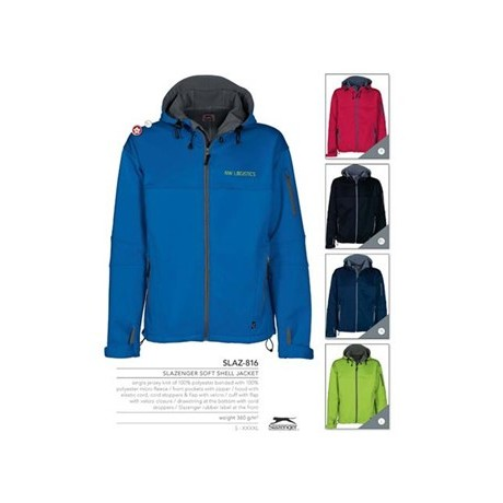Slazenger Catalyst Soft Shell Jacket - Men