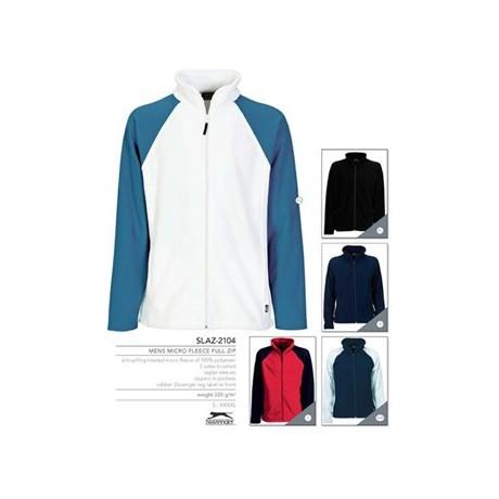 Men's Slazenger Micro Fleece Full Zip sweater