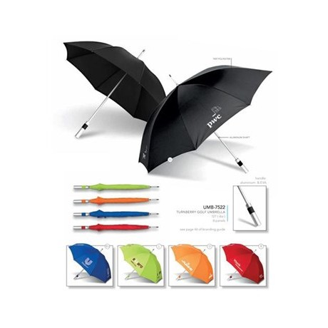 Turnberry Golf Umbrella | Corporate Gifts South Africa