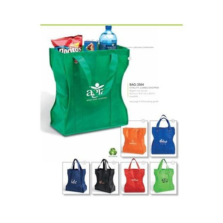 Vitality Jumbo Shopper bag