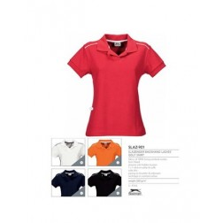 Slazenger Backhand Golf Shirt – LADIES