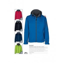Slazenger Catalyst Soft Shell Ladies Jacket