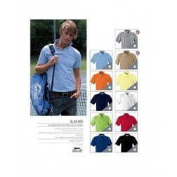 Slazenger Cotton Golf Shirt – MEN